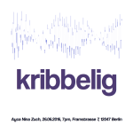 kribbelig, 2016
